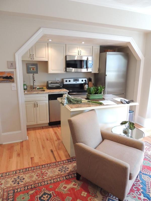 Boutique Style Furnished 1 Bed Available - Image 1 - Somerville - rentals