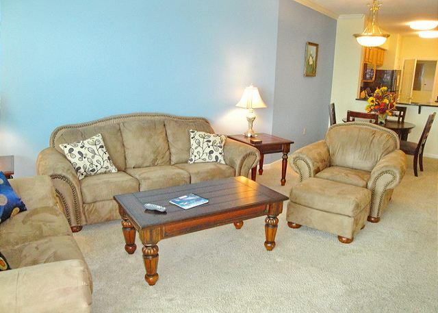 Beautiful 2 Bedroom / 2 Bath Condo at Legacy Towers with Gulf Views! - Image 1 - Gulfport - rentals