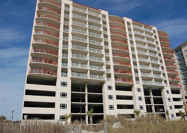 South Shore Villas - Beautiful DIRECT oceanfront condo sleeps a total of 8 - North Myrtle Beach - rentals