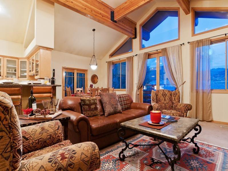 A spacious private home in Lower Deer Valley - Abode at Gamble Oak in Solamere - Park City - rentals