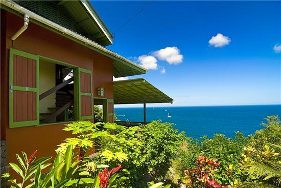 Belle View House - Bequia - Belle View House - Bequia - Lower Bay - rentals