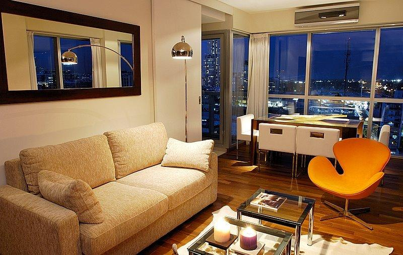 Spacious & Bright 1 Bedroom Apartment in Palermo Soho - Image 1 - Buenos Aires - rentals