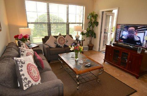 3 Bed Luxury Condo On Ground Floor. 914CP-114 - Image 1 - Orlando - rentals