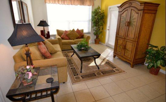 3 Bedroom 2 Bath Condo in Windsor Hills Resort. 7671COM-104 - Image 1 - Orlando - rentals