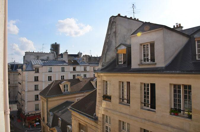 Charming Paris Apartment in Marais District - Cecile - Image 1 - Paris - rentals