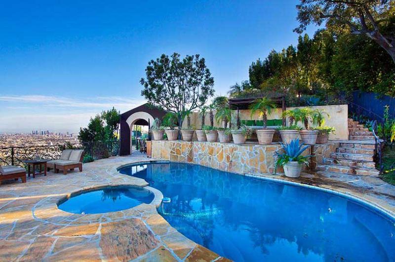 Hollywood Hills Villa - Image 1 - West Hollywood - rentals