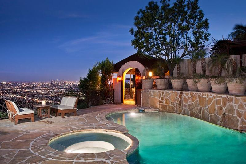 Hollywood Hills Villa - Image 1 - Beverly Hills - rentals
