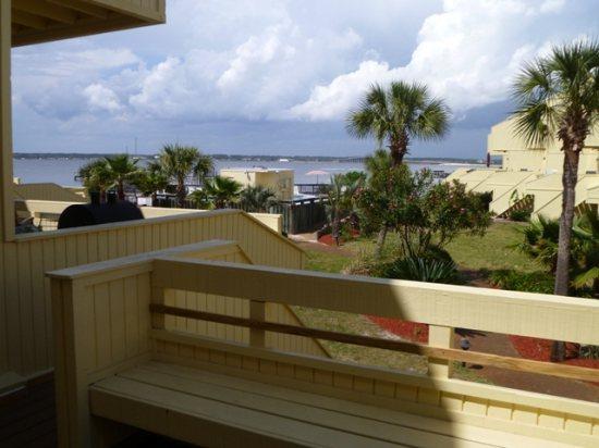 Deck View - Buena Vida Town Home 28 - Navarre - rentals