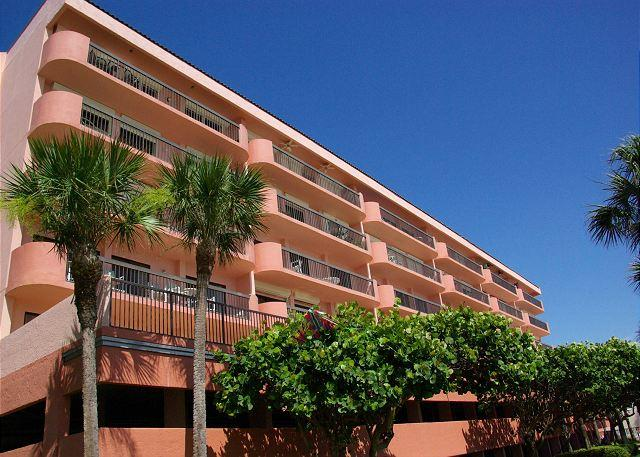 The Rose - Penthouse Gulf Front Unit, Heated Pool, Covered Parking, Electric Grill - Indian Shores - rentals