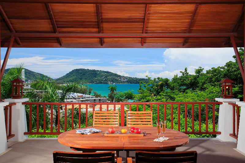 Terrace - C9-Cattleya, L'Orchidee Residences - Patong - rentals