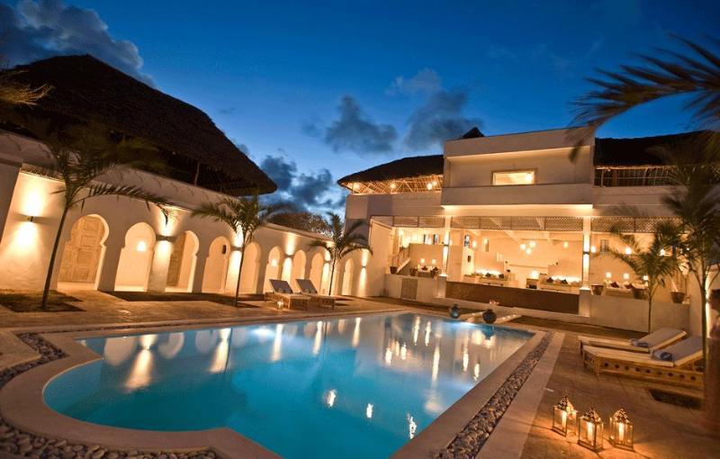 Al Hamra    Luxury Boutique Residence - Image 1 - Watamu - rentals