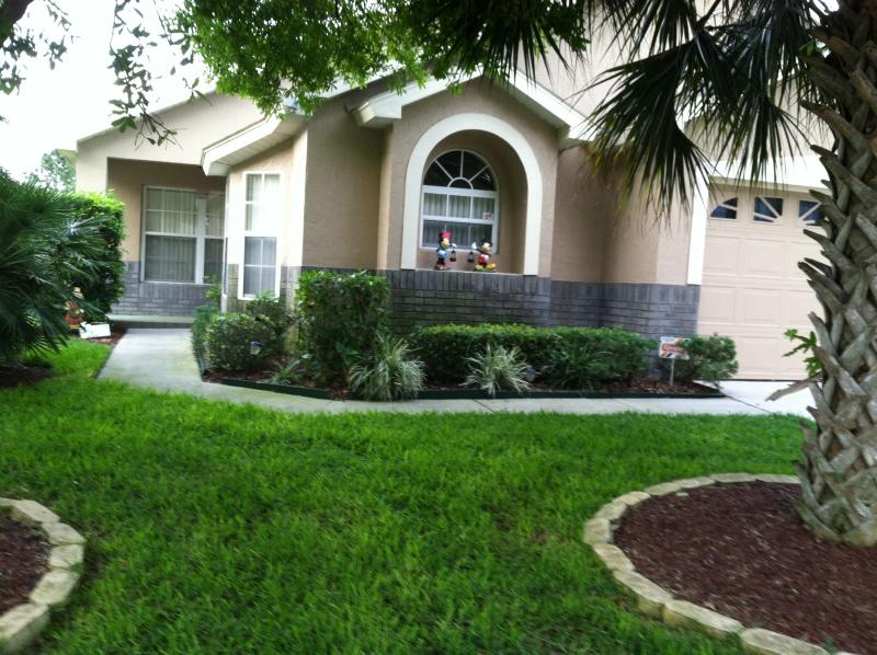 exterior of house - Specials Now -  May 1-6,May 4-11, June 5-12, 2016 - Kissimmee - rentals