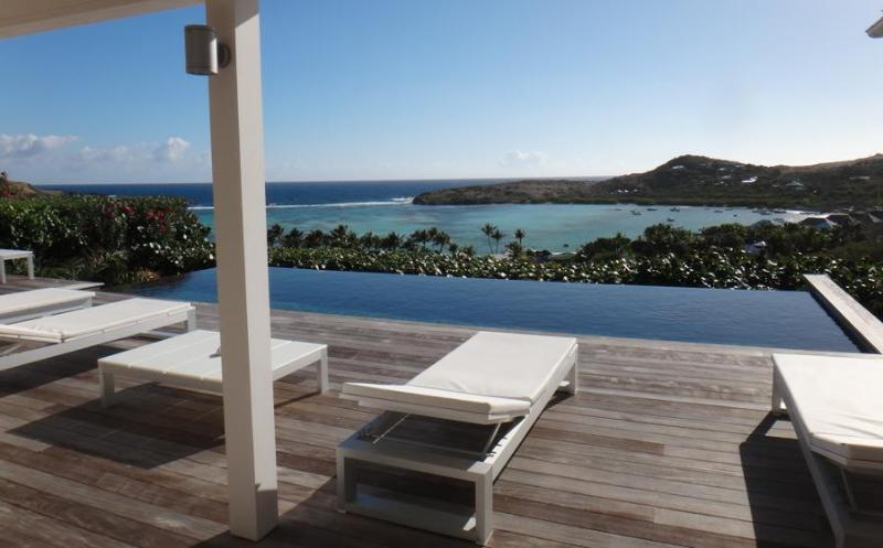 Beautiful Ocean Views - Image 1 - Grand Cul-de-Sac - rentals