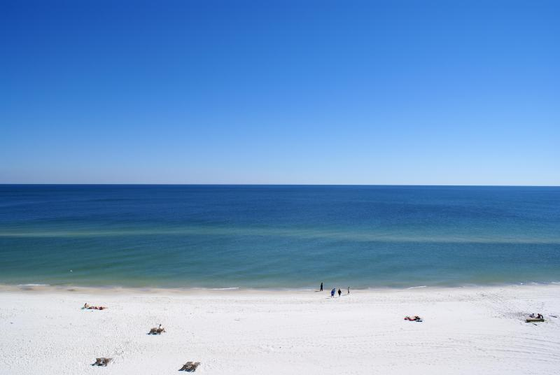 Amazing Gulf View and Breeze from your private covered porch! - On the Beach! Ocean Breeze - Gulf Front Condo~ 2 Bd, Sleeps 6 - Perdido Key, FL - Perdido Key - rentals