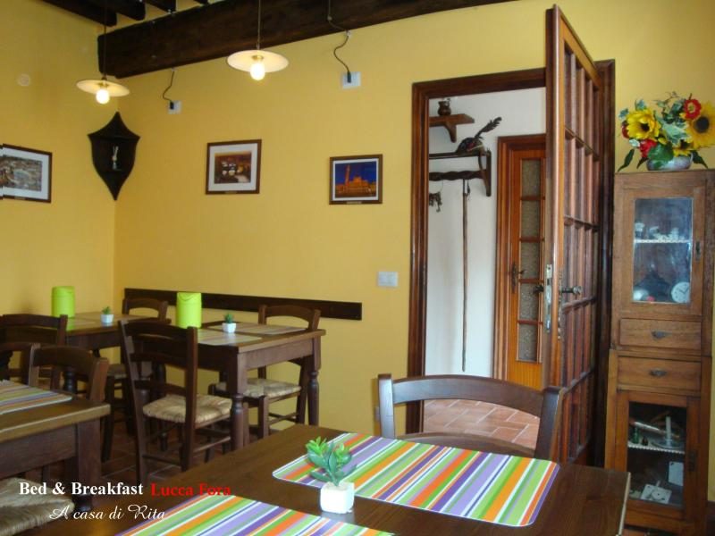 Breakfast room - Bed & Breakfast Lucca - Tuscany - Italy - Lucca - rentals