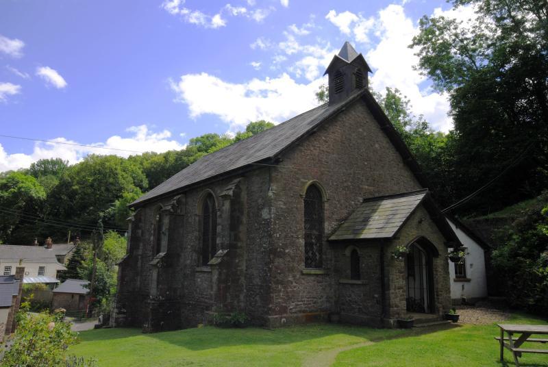 Old Trinity Church - Old Trinity Church - Whitebrook - rentals