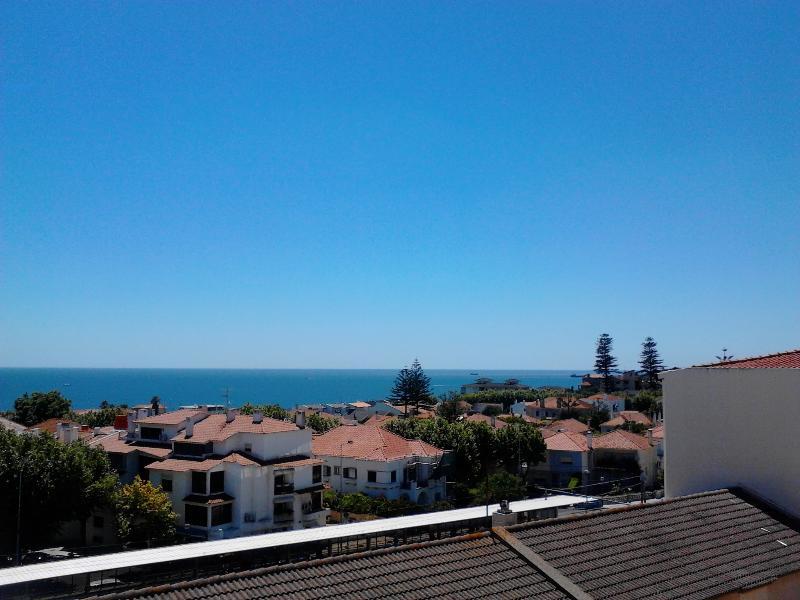 ivingroom view - Sea View Appartment Estoril Cascais Parede - Parede - rentals
