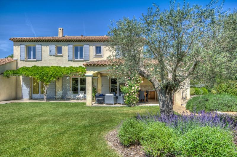 Villa Lavender St. Remy villa rentals, holiday in St. Remy, villa rentals in - Image 1 - Saint-Remy-de-Provence - rentals