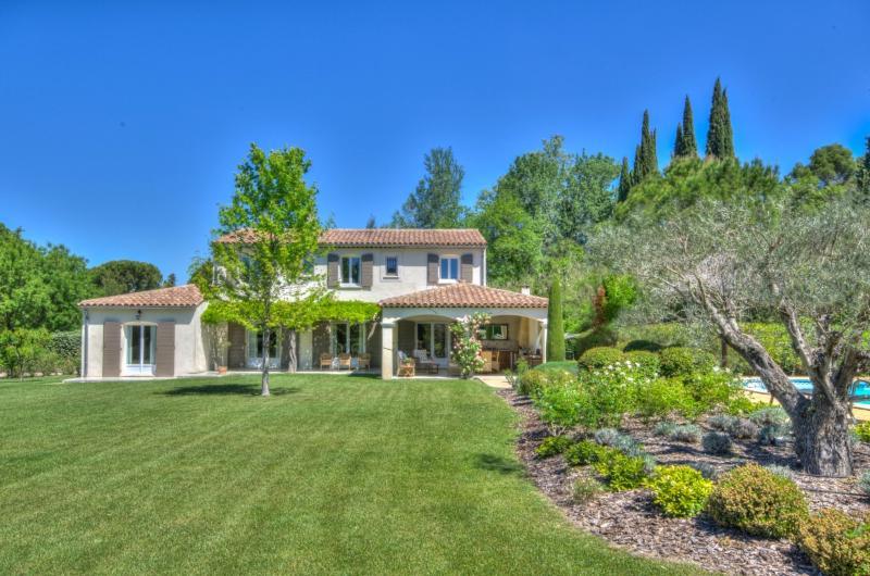 Villa Lavender 2 villa in Provence, St. Remy villa to let, villa in provence for rent - Image 1 - Saint-Remy-de-Provence - rentals