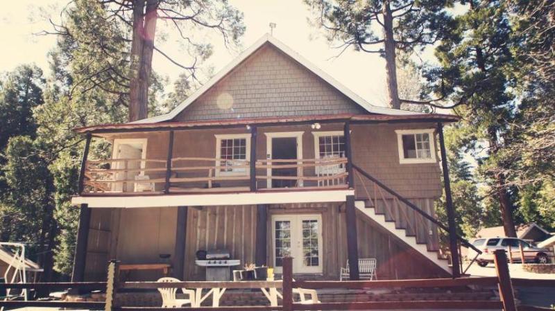 Lake Arrowhead Antlers 1 - Image 1 - Twin Peaks - rentals