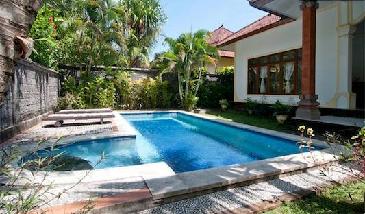 swiiming pool - Sakova Villa 0011 Seminyak 2 Bedroom - Bali - rentals