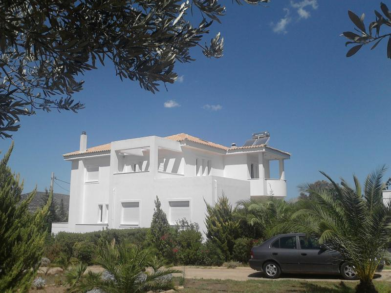 view of Villa Laurel - Athens villa, coast area, Villa Laurel - Kalyvia Thorikou - rentals
