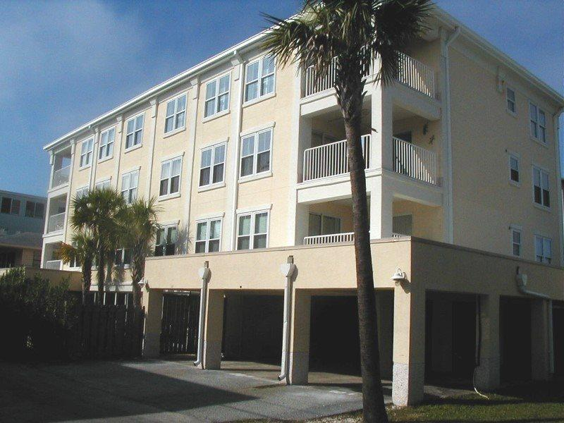 Duneside Terrace Condominiums - Unit 101 - One Block from the Beach - Heated Indoor Pool - Small Dog Friendly - FREE Wi-Fi - Image 1 - Tybee Island - rentals