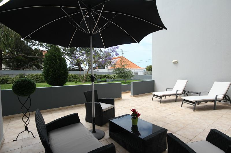 terrace - Apartment Achada - Funchal - rentals