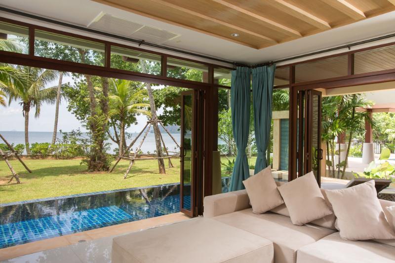 AoNang Beach front villa - Krabi Luxury Beachfront Amatapura Pool Villa 14 - Ao Nang - rentals