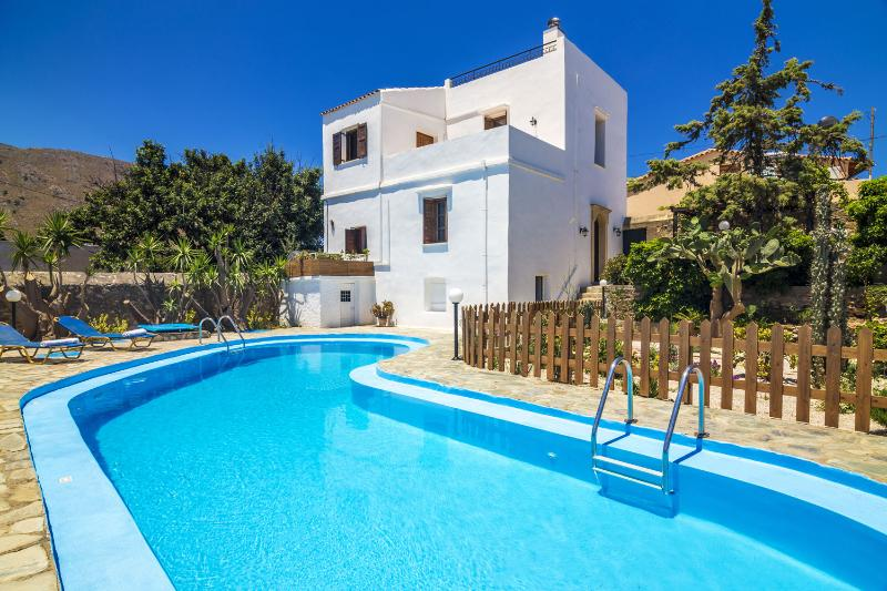 Our Villa and pool - Villa Athina Aptera Chania - Chania - rentals