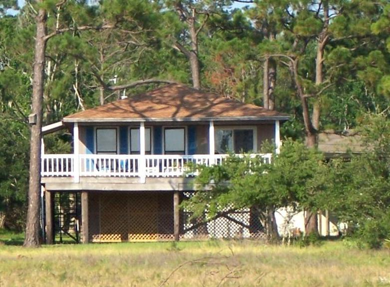 Water side of home - Bay Watch, Kids❤️Our Place!! - Dauphin Island - rentals