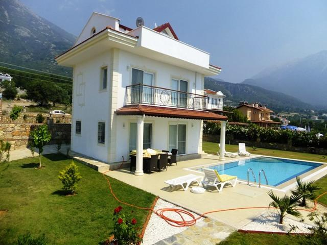 Angel Villa B - Image 1 - Fethiye - rentals