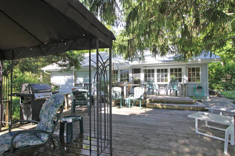 Big Rocky Top cottage (#883) - Image 1 - Dyers Bay - rentals