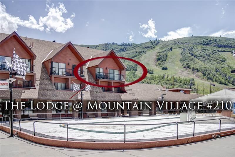 Lodge @ Mountain Village #210 - Lodge @ Mountain Village #210 - Park City - rentals