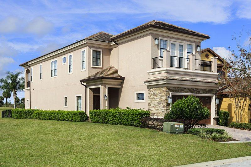 This stunning Estate Vacation Home boasts over 3,300 square feet of luxury - RVH091 Magnificent Manor - West Facing Pool - Kissimmee - rentals