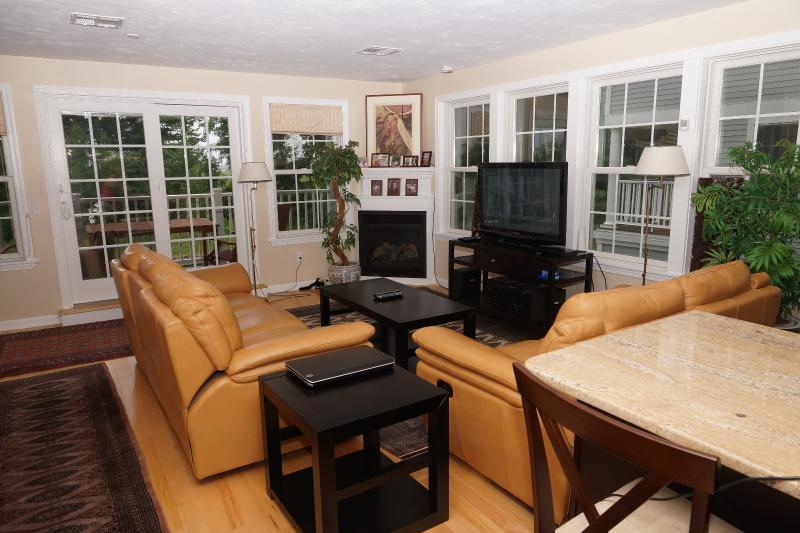 Our Primary Living Area - Luxury Townhouse at Seagull Condominiums - Wells - rentals