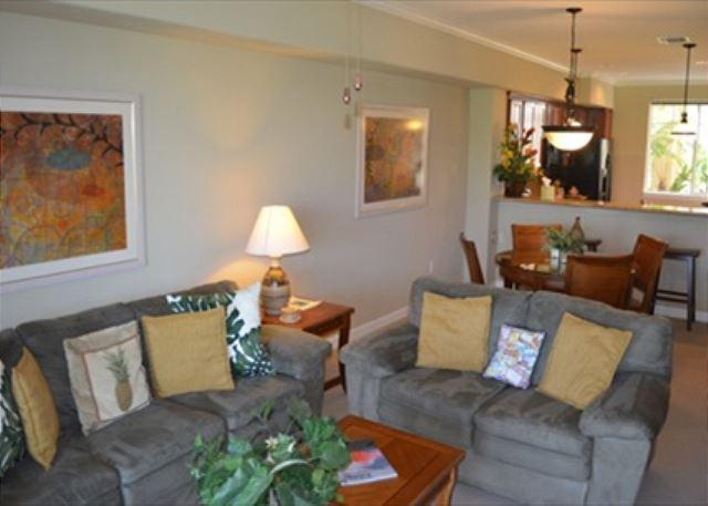 GOLF COURSE FRONT! GROUND FLOOR! - 7TH NIGHT COMP SPECIAL 11/1 TO 12/14 - Image 1 - Waikoloa - rentals