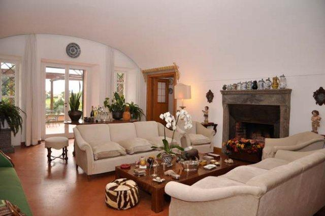 Living area - 8 bedroom house with private pool near Rome in Lazio - BFY144 - Magliano Sabina - rentals