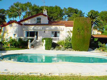 5 bedroom Villa in Mougins, Cote D Azur, France : ref 2000033 - Image 1 - Mougins - rentals