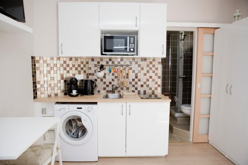 Kitchen - Charming studio Montmartre - Paris - rentals