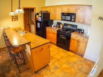 Kitchen - Crystal Forest Condos - 72 - Sun Peaks - rentals