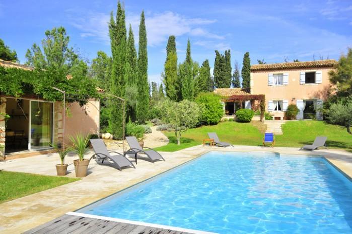 3 bedroom Villa in St Remy-de-Provence, Provence, France : ref 2226415 - Image 1 - Saint-Remy-de-Provence - rentals