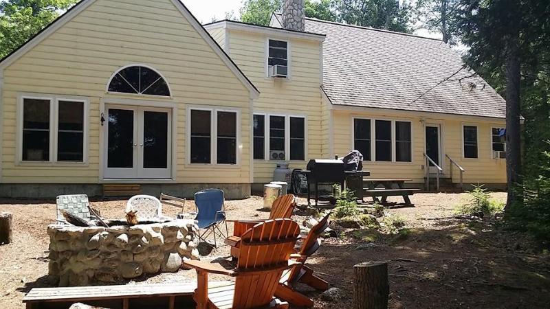 Back of House - McAndrews on the Rocks - Ellsworth - rentals