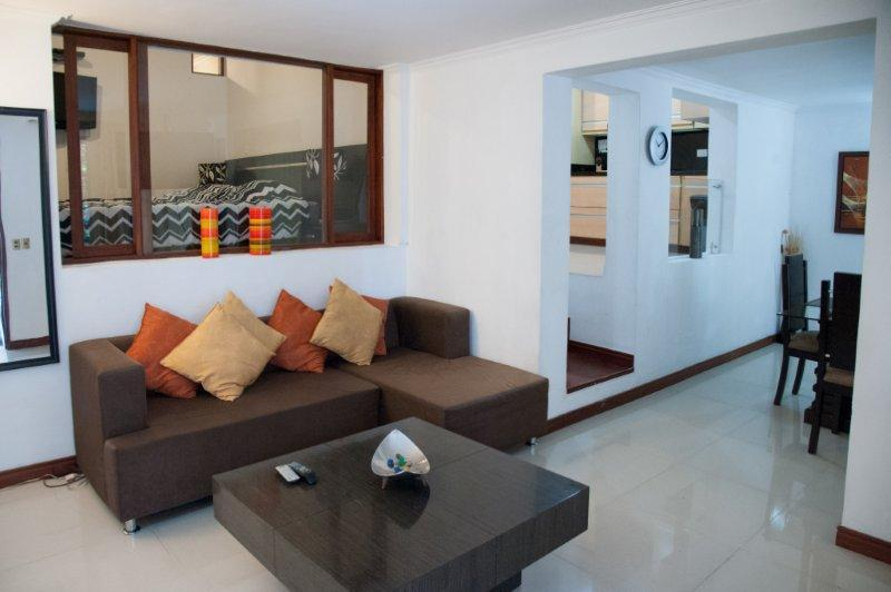 Viscaya 3 Bedroom House huge terrace close to Park - Image 1 - Medellin - rentals