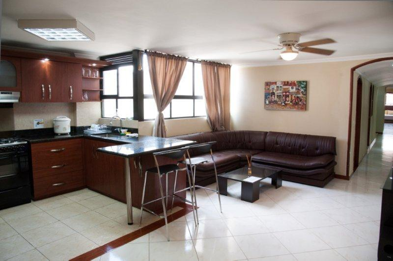 3 Bedrooms 3 blocks from Park Lleras Hot Tub - Image 1 - Medellin - rentals