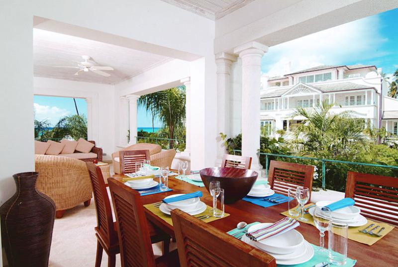 SPECIAL OFFER Barbados Villa 118 A Spacious Two Bedroom Apartment Located Within A Few Yards Of The Beach. - Image 1 - Speightstown - rentals