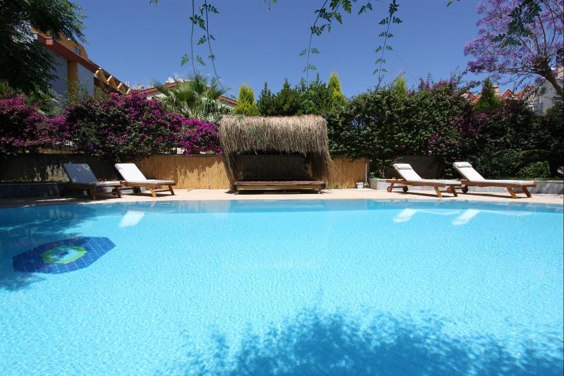 Pool Side - Villa Sophia Marmaris - Marmaris - rentals