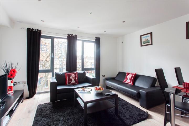 Cozy & Spacious MoLi London Bridge 1Bed Apartment - Image 1 - London - rentals