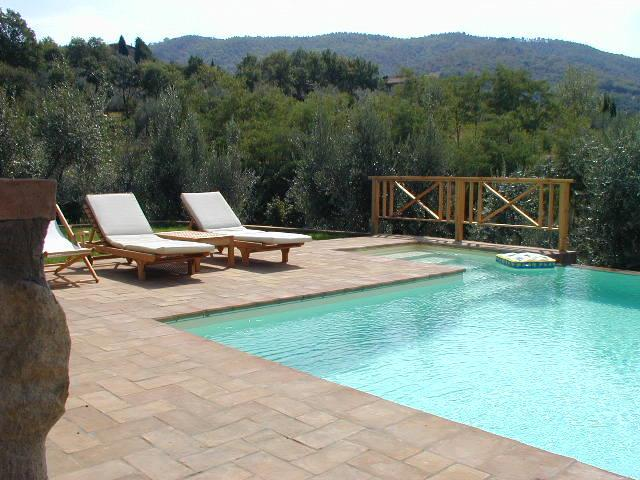 Swimming pool - Umbria 1 bed villa with pool - BFY13196 - Paciano - rentals