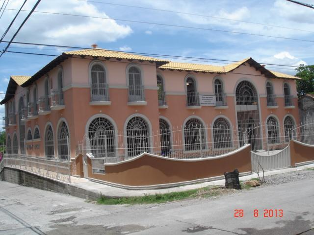 Frontal view - Apartment for rent in Civic Center Choluteca - Choluteca - rentals